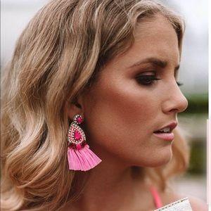 Jewelry - Hot pink earrings